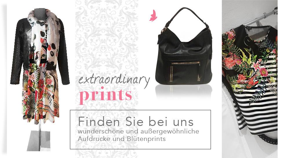 Damenbekleidung Modeclub:Blüten, Handtasche, Wien, Modeclub