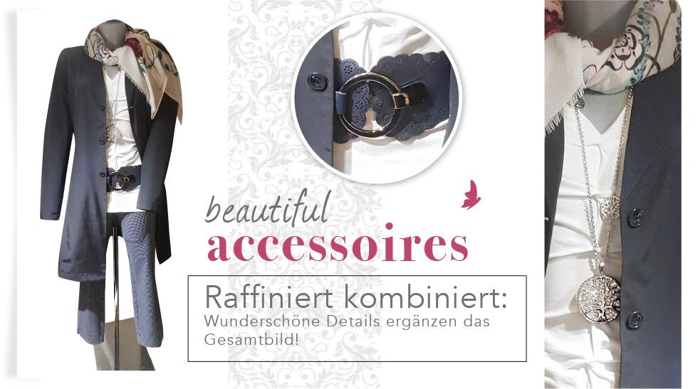 Modegeschäft Modeclub: Wien, Favoriten: Gürtel, Blazer, Hose